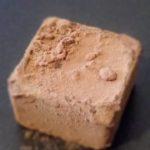 Truffes chocolat noir au beurre salé