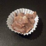 Amandes grillées chocolat au lait